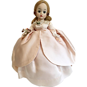 Madame Alexander Jenny Lind Tagged Gown Cissette High Heel Fashion Doll
