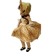 Madeline Madame Alexander Complete Outfit Hat Shoes and Doll Parts Wig