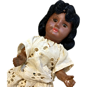 SFBJ Paris Black African American Vintage French Doll