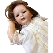 Bisque Character Baby German Doll