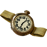 Vintage Doll Wristwatch Toy Wrist Watch