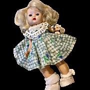 Vintage NASB Muffie 1950s Hard Plastic Ginny Friend Nancy Ann Storybook