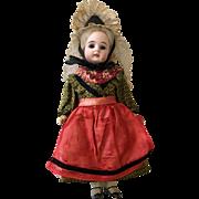 Factory Original German Bisque Antique Doll