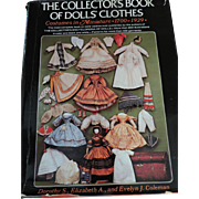 The Collector's Book of Dolls' Clothes