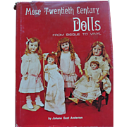 More Twentieth Century Dolls by Gast