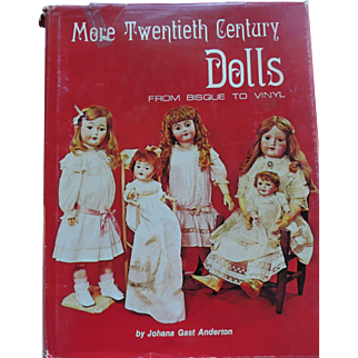 More Twentieth Century Dolls by Gast