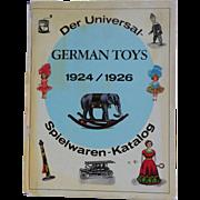 Der Universal-Spielwaren Katalog