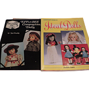 (2) Reference Books - Ideal Dolls and Effanbee Composition Dolls