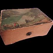 Thorens Music Box, Old Black Joe