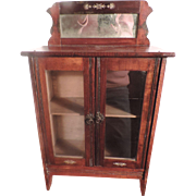 "16"" Salesman Sample Display Cabinet"