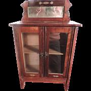 "16"" Salesman Sample Display Cabinet"