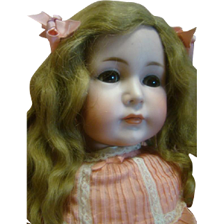 """26 In. German Closed Mouth K&R Character """"Mein Leibling"""" Mold #117"""