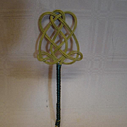 A Mini 6 Inch Rug Beater Accessory for French Fashion Dolls