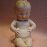 Gebruder Heubach #2 Porcelain Position Baby, Germany