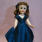 Original Sweet Sue Sophisticate 13 Inch Fashion Doll by American Character,  Swivel Waist, Lady Body with High-Heeled Feet