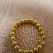 Vintage Tiny Pearl Bracelet for Antique Doll