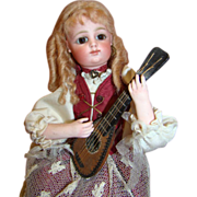 French Musical Automaton with Cl. Mouth F. Gauthier Head
