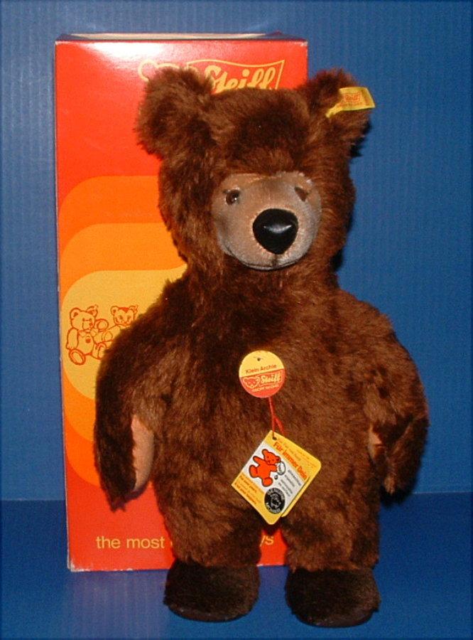 Steiff Klein Archie Mohair Teddy Bear