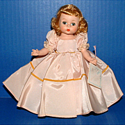 Madame Alexander Alexander-kins Wendy Ann Bridesmaid Doll