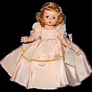 Madame Alexander Alexander-kins Wendy Ann Bridesmaid Doll