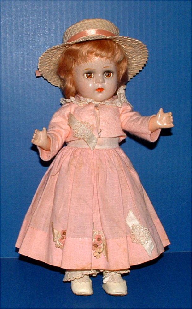 Vogue Composition Pantalette Doll Jean
