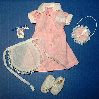 Betsy McCall Doll Waitress Outfit by Robert Tonner