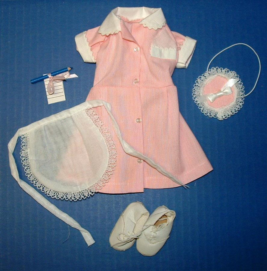 "Betsy McCall Doll ""Car Hop"" Outfit by Robert Tonner"