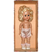 Blonde Ginny Walker Doll in Box