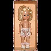 Blonde Ginny Walker Doll in Box