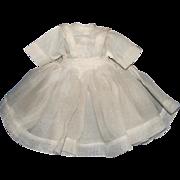 Little Miss Nancy Ann Doll Nurse Uniform