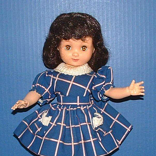 """Ideal 14"""" Betsy McCall Doll, all original"""