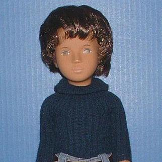 Sasha Boy Doll Gregor all Original