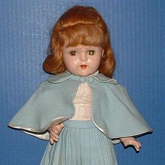 "Madame Alexander 16"" Princess Elizabeth Composition Doll"