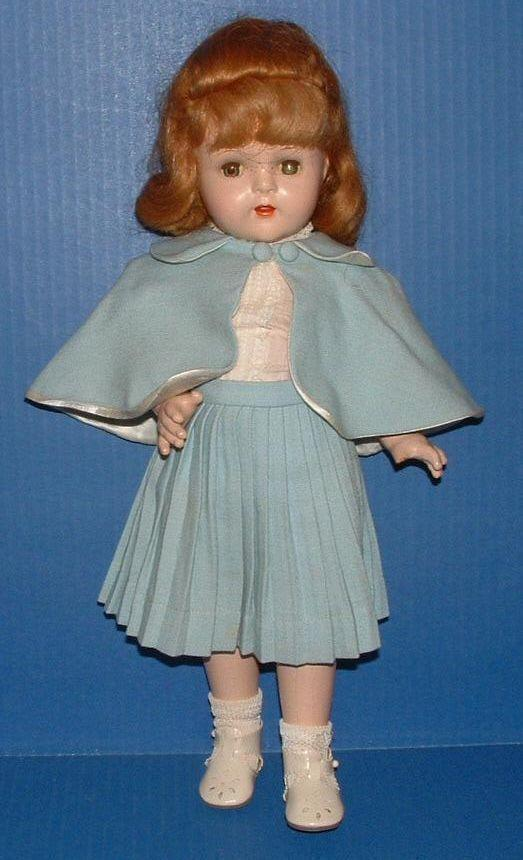 "Madame Alexander 16"" Princess Elizabeth Composition Doll"