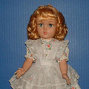 "Ideal 15"" Harriet Hubbard Ayer Doll"