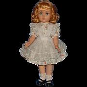 "Ideal 15"" Harriet Hubbard Ayer Doll"