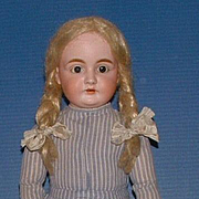 "German 28"" Kestner 164 Bisque Doll"