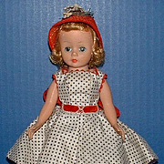 Madame Alexander Cissette Doll All Original