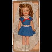 Shirley Temple Doll in Original Box