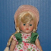Strung Vogue Ginny Doll in Tagged Outfit