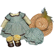 Vogue Ginny Doll Merry Moppets Outfit