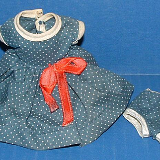 "Betsy McCall Doll ""Schoolgirl"" Dress and Panties"