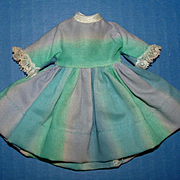 Betsy McCall Doll Variegated Dress