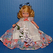 Bisque Nancy Ann Storybook Doll English Flower Girl