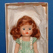 Red Hair Muffie Doll in Original Box