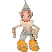 Holiday House Wee Whimsie Jump Jump Elf Doll