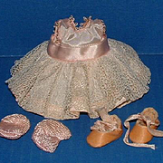 Vogue Ginny Doll Dress, Shoes and Socks