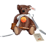 "Steiff ""Sold"" Bear"