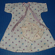 Terri Lee Linda Baby Doll Robe and Diaper