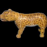 Schoenhut Humpty Dumpty Circus Wood Leopard